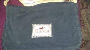 Hollister canvas messenger bag for Sale in Portland, OR