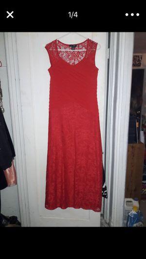 Beautiful designer red dress for Sale in Phoenix, AZ