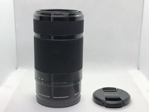 Sony-E 55-210mm F4.5-6.3 Lens for Sony E-Mount for Sale in Aurora, IL