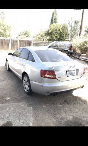 Audi A6 part out for Sale in Corona, CA