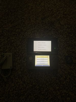 Nintendo 3DS with games for Sale in Charlotte, NC