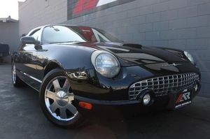 2002 Ford Thunderbird for Sale in Cypress, CA