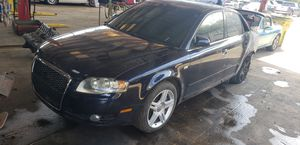 PART OUT 2008 AUDI A4 TURBO RUNS GREAT for Sale in San Antonio, TX