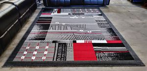 Modern Area rugs looks great on wooden floors for Sale in Bensenville, IL