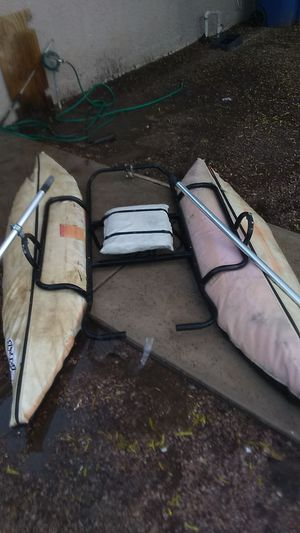 Fish Cat Streamer XL pontoon boat180$$$$ for Sale in Mesa, AZ