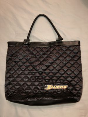 Anaheim Ducks tote bag for Sale in Apple Valley, CA