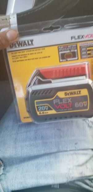 Bateria dewalt for Sale in Gaithersburg, MD