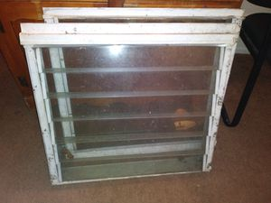 Two crank out type windows for Sale in Lancaster, OH