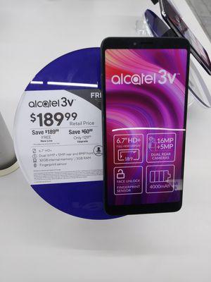 Alcatel 3V for Sale in San Antonio, TX
