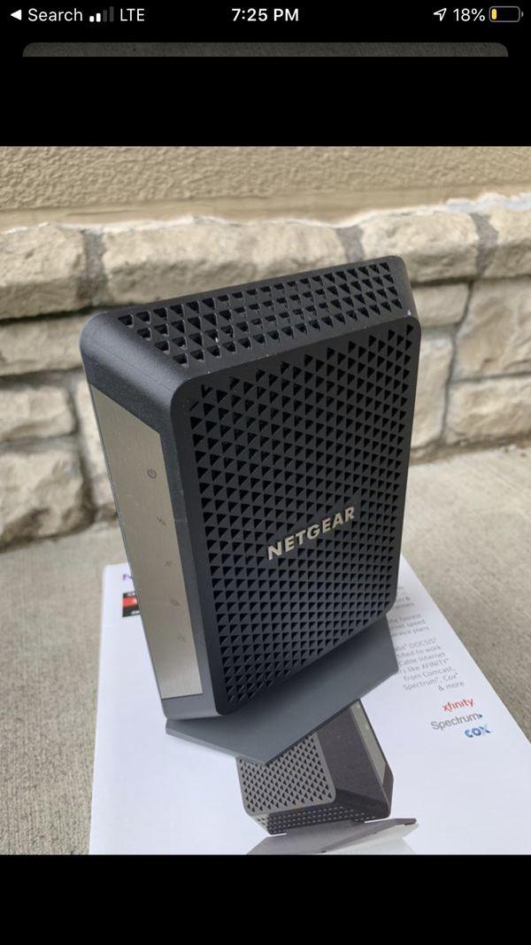 Netgear modem Comcast/Xfinity