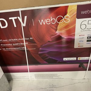 """LG - 65"""" Class UN7000 Series LED 4K UHD Smart webOS TV for Sale in Waldorf, MD"""