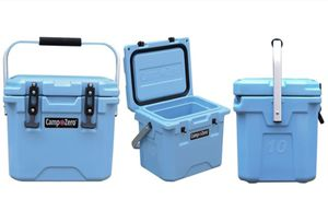 Camp-Zero 10 Liter Roto Molded Cooler - Blue for Sale in Lorton, VA