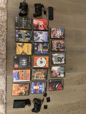 PlayStation 2 games & accessories for Sale in San Francisco, CA