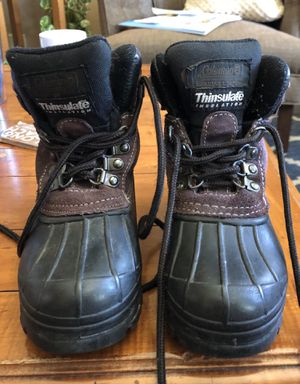 Coleman kids boots size 12M for Sale in Long Beach, CA