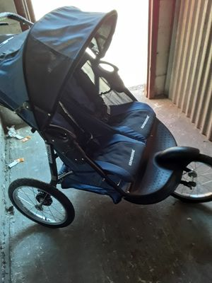 Baby trend Expedition double baby stroller for Sale in Covina, CA