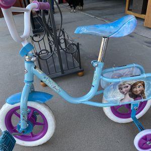 Girls Frozen Bike for Sale in Glendale, AZ
