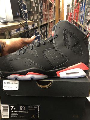 """Retro 6's """"Infrared"""" (GS) for Sale in Rockville, MD"""