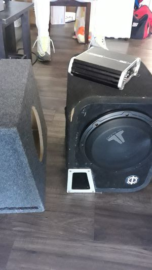 Car audio speakers great deal on good name brand speakers for Sale in Columbus, OH