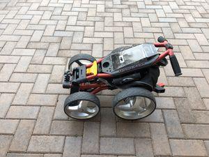Sun mountain Micro cart, golf bag cart for Sale in St. Petersburg, FL