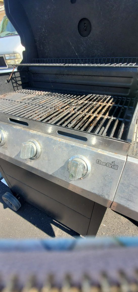 FREE Char Broil Grill