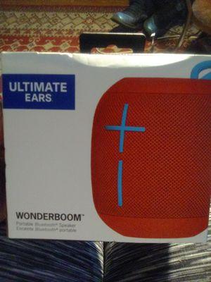Ultimate Ears wonderboom for Sale in Minneapolis, MN