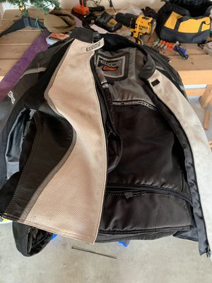 Motorcycle jacket and vest for Sale in San Diego, CA