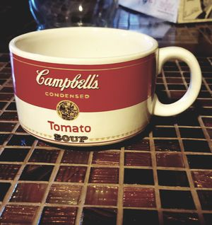 Campbell's Soup Cup for Sale in Calvin, WV