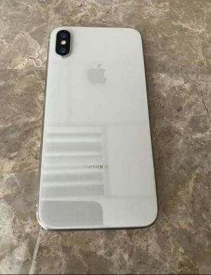 IPhone x for Sale in Carrollton, TX