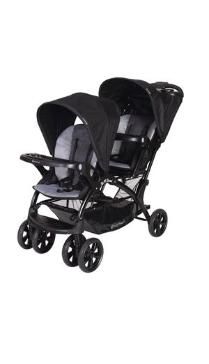 Baby Trend Sit N Stand Double Stroller for Sale in CRYSTAL CITY, CA