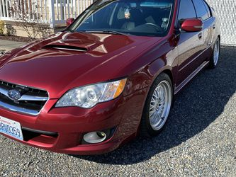 2009 Subaru Legacy Gt 2.5 for Sale in Tacoma,  WA