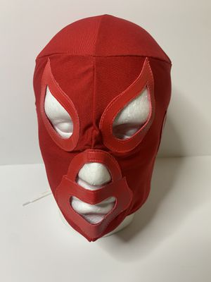 Red Lucha Libre Mask for Sale in Fontana, CA