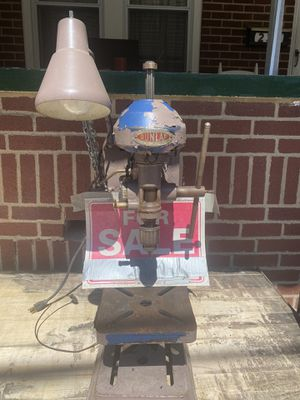 Antique Drill Press for Sale in Morrisville, PA