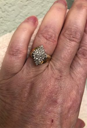 Great valentines gift. Beautiful diamond ring for Sale in Antioch, CA