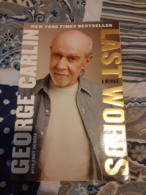 Last words by George Carlin for Sale in Miami, FL