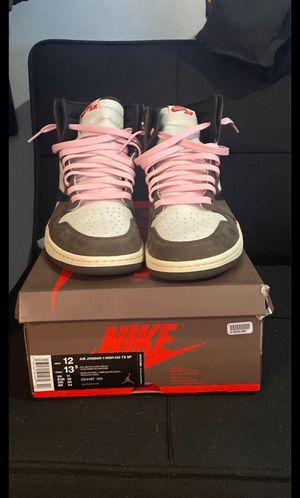 Jordan 1 Travis Scott 1s *100% authentic * I SHIP for Sale in District Heights, MD