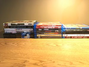 Blu-ray & DVD Bundle (Take All) **O.B.O. for Sale in City of Industry, CA
