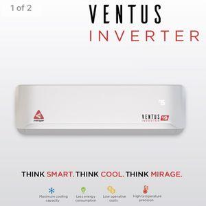 2019 new model Mirage Ventus 19 seer ductless mini split AC w/ heat pump for Sale in Baldwin Park, CA