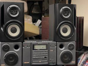 Sony Stereo System for Sale in Olney, MD