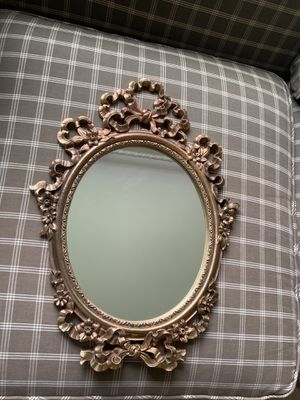 Vintage Syroco Mirror for Sale in Seattle, WA