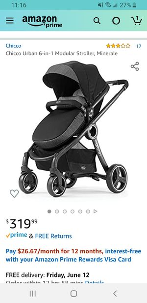 Chicco Urban Stroller for Sale in North Ridgeville, OH