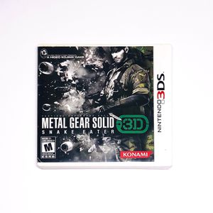 Metal Gear Solid 3D for Sale in Happy Valley, OR