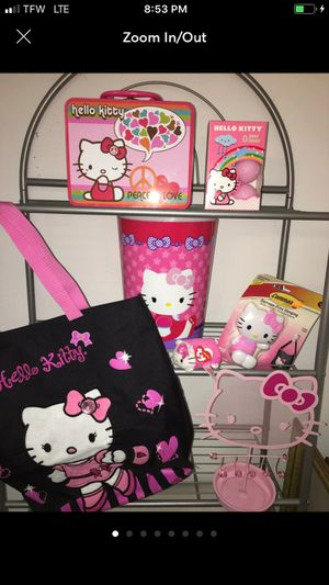 LOT OF HELLO KITTY COLLECTIBLES for Sale for sale  Winston-Salem, NC