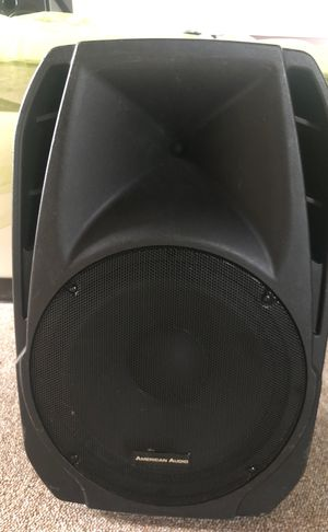 American Audio 15in DJ Speaker for Sale in Arbutus, MD