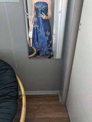 Blue evening gown prom dress etc for Sale in Edison, NJ