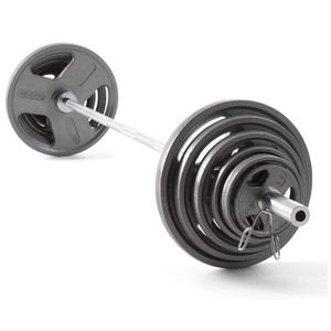 300lb pound Olympic weight set brand new in box. Comes with the 7 foot 45lb full size Olympic bar an weight plates for the Olympic barbell. for Sale in Covington, WA