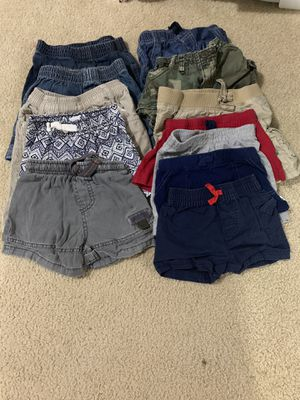 Size 6 and 6-12 shorts for Sale in San Antonio, TX