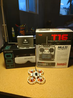 New condition FPV gear and drone for Sale in Mukilteo, WA
