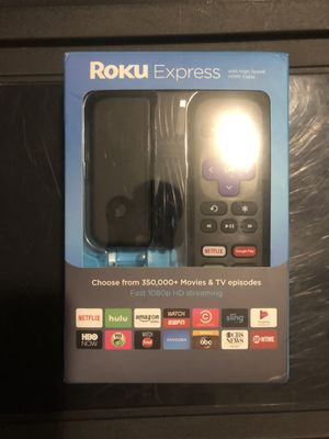 Roku Express for Sale in Santa Monica, CA