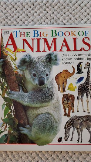 The big book of animals for Sale in Lynnwood, WA