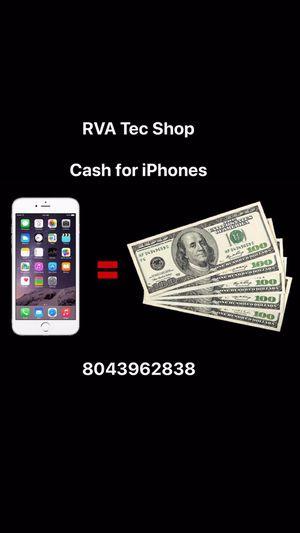 💵 for 📱 for Sale in Richmond, VA